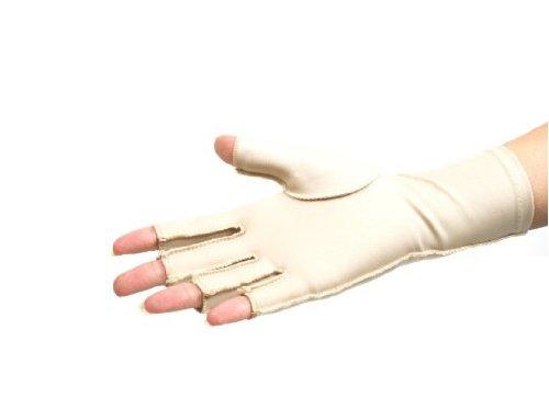 Ability Superstore Fingerloser Ödeme-Handschuh, links, medium