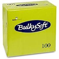 Bulky Soft BS de 32136 Servilletas (3 capas, pliegue 1/4, 40