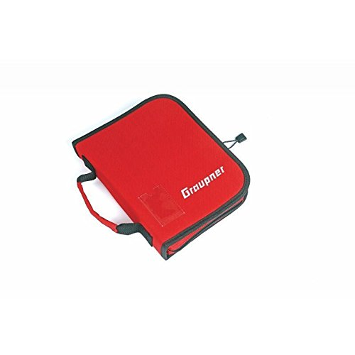 Preisvergleich Produktbild Graupner 33101 - Werkzeugtasche klein, 200 x 260 x 50 mm