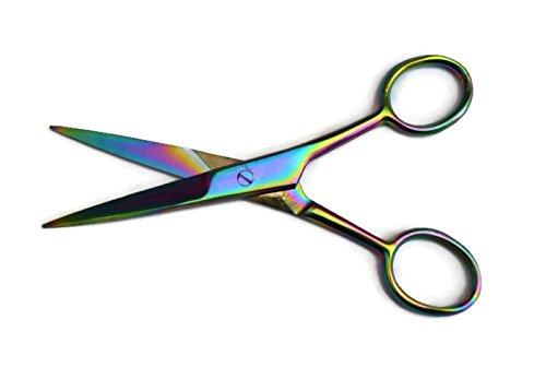 rainbow-multi-coloured-hair-dressing-scissors-55-14cm
