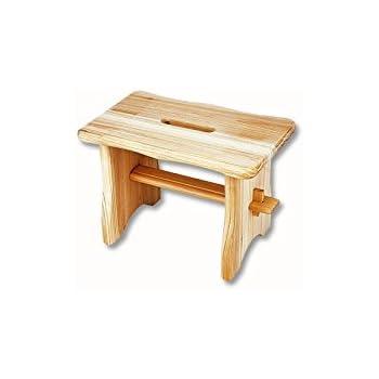 holz fu bank 40 x 22 x 20 cm fu hocker hocker schemel fu stuhl fu schemel k che. Black Bedroom Furniture Sets. Home Design Ideas