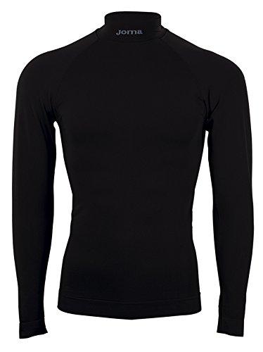 Joma Kinder Wärme T-Shirt, schwarz Negro, 12-14, 3477.55.101S (Joma Fußball)