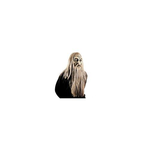 Widmann 8315K, Maschera Taus endjährige con capelli per Halloween o Carnevale in lattice in 5diversi modelli per ragazzi e adulti