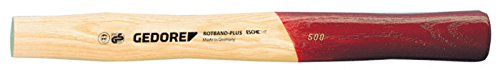 Gedore rechange manche en hickory – 300 mm et 4 H-300