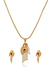 Senco Gold 22k Yellow Gold Jewellery Set
