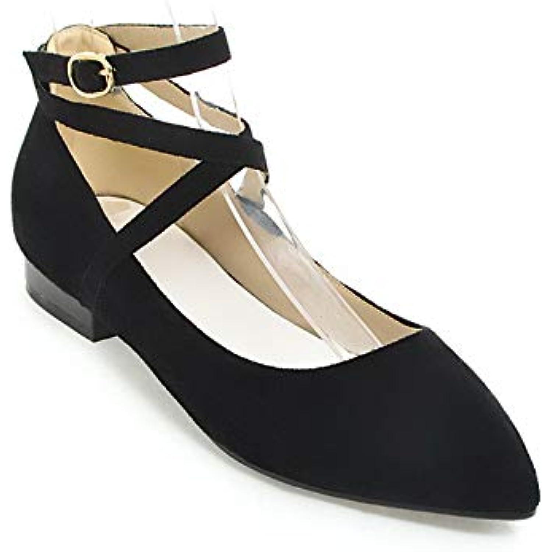 BalaMasa APL10685,  s - Compensées Femme - s Noir - Noir, 36.5 - B07GSC7Y28 - fc9312