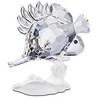 Pesce Figurine # 666567, Longnose farfalla in cristallo Swarovski