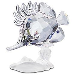 Swarovski Cristal Figura decorativa # 666567, Longnose mariposa peces