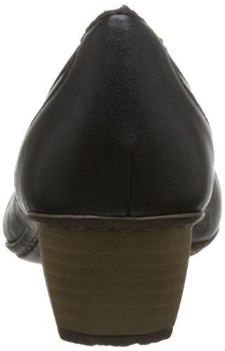 Rieker Damen 41770 Pumps, (Schwarz), 39 EU - 2