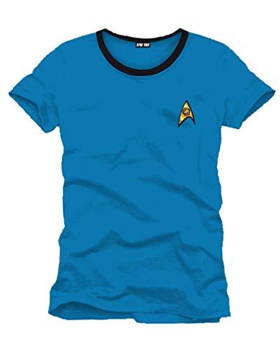 Horror-Shop Star Trek T-Shirt Mr Spock S