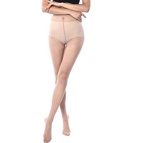 Calze di seta anche a taglio arbitrario video sottili calze anti-zecca, Colore