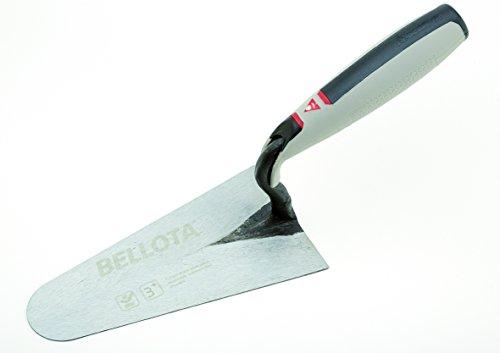Bellota 5919-16 CC BIM Paleta forjada Belga para enlucir Mango Bimaterial, 160x88 mm