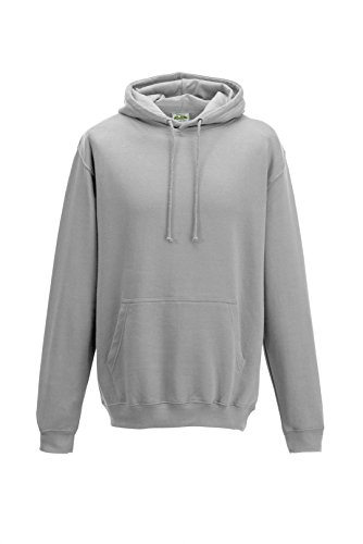 Just Hoods College - Felpa - Moondust Grey