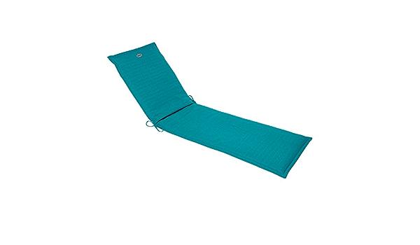 Hesp/éride Coussin transat 190 cm Bleu Canard