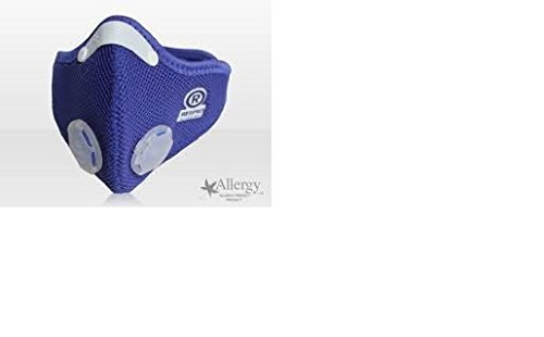 Respro Allergy Mask Blue - M 166g