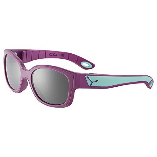Cébé S'Pies Sonnenbrillen Matt Purple Mint 9 < 5 Unisex Jugend