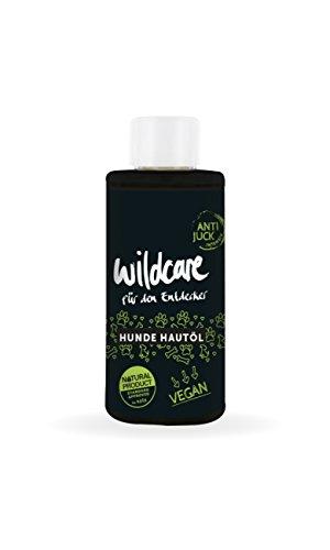 Wildcare 69000 Hautöl Anti JUCK intensiv, Bio-Rohstoffe