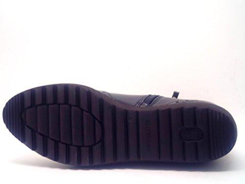 Ara , Baskets pour femme Noir Nero vernice Noir - Nero vernice