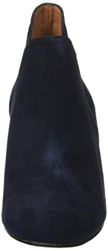 Emma Go Ellie, Bottines Classiques Femme Bleu (Suede Navy)