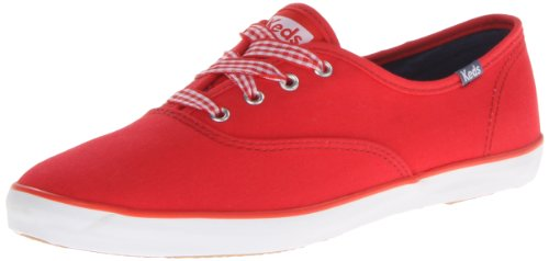 Keds CH OX, Sneaker donna Rosso (Rosso)