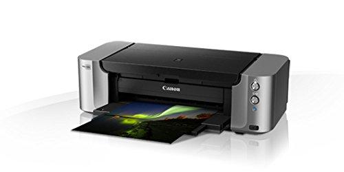Canon PIXMA PRO- 100S impresora de foto Inyección de tinta 4800 x 2400 DPI A3+ (330 x 483 mm) Wifi -  Impresora fotográfica (Inyección de tinta,  4800 x 2400 DPI,  Negro,  Cian,  Gris,  Gris claro,  Magenta,  Pigmento cian,  Pigmento magenta,  Amarillo,  A3+ (330 x 483 mm),  B5,  A3, A3+, A4, A5, B4, B5)