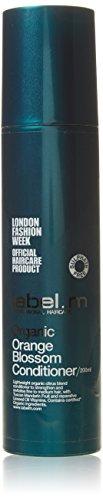Label. m Organic orange blossom Conditioner für feines/mittel Haartypen, 200ml - Lemongrass Lift