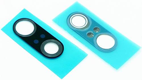 handywest Kompatibel für Huawei P20 Pro Kamera Camera Glas Linse Ersatz Kameraglas Abdeckung inkl Kleber