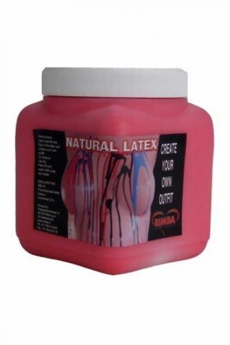 Body Paint Equipment - Liquid Latex Red 450 ()
