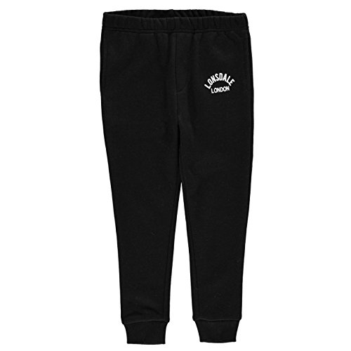 Lonsdale Bebé-Niños Pantalones Deportivos Polar