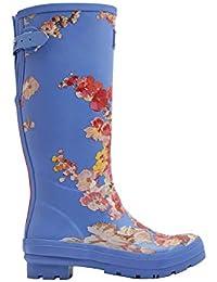 Amazon.es  Botas Azules Mujer - 40.5   Zapatos para mujer   Zapatos ... 2716696c6e9e0