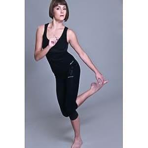 Women's Yoga tree asana capri pants -(UK-8/10)/(EU-36/38)