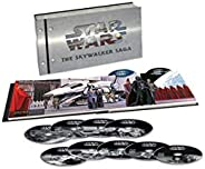 Star Wars Cofanetto La Saga di Skywalker completa 4K (Limited Edition) (27 Blu Ray)