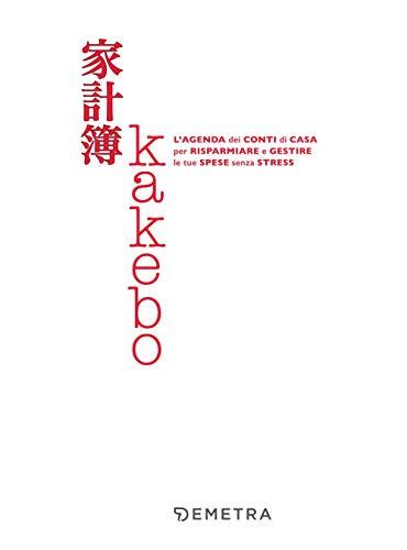 Zoom IMG-3 kakebo l agenda dei conti