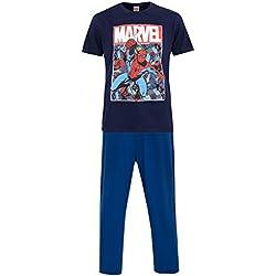 Pijama para Hombre Azul Large