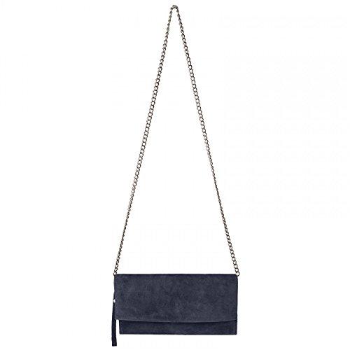 CASPAR Fashion, Poschette giorno donna Blu (blu)