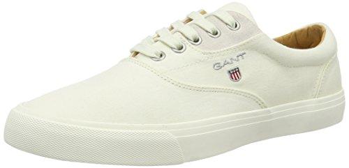 Gant 14638606, Baskets Basses Athlétiques Pour Homme (crème)