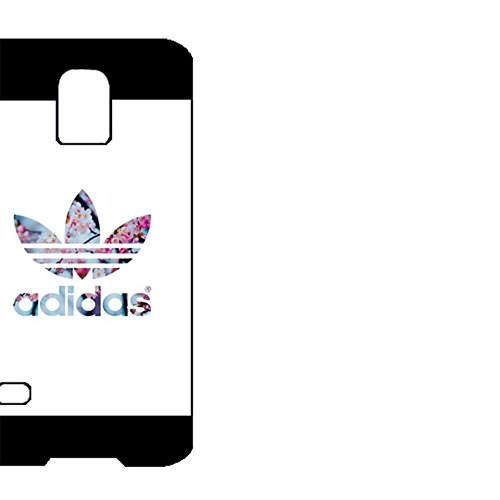 Durable Cover Shell Adidas Logo Phone Case for Samsung Galaxy S5 I9600 Positive Stylish Luxury Adiads Pattern Cover Case (Louis Vuitton Case Für Galaxy S5)