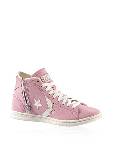 Converse - Pro Leather Mid, - Unisex – Adulto Rosa