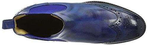 Melvin & Hamilton Amelie 5 - Stivali bassi con imbottitura leggera Donna Blu (Blau (Classic E-Blue/Ela.E-Blue/LS))