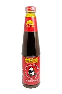 Lee Kum Kee Panda Brand Oyster Sauce, 510gm