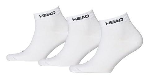 Head 741014001 - Chaussettes de sport - Homme - Blanc