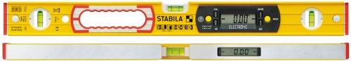 Stabila 16387 Wasserwaage 96/196-2 electronic/120 cm