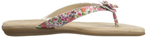 Aerosoles Branchlet Synthétique Tongs Pink Floral