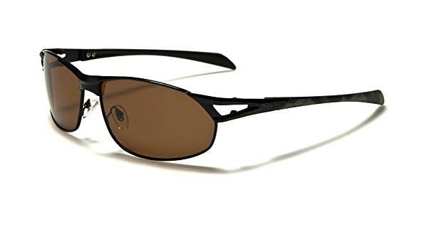 X-Loop Sonnenbrille Sport Herren Damen Camouflage 6 Farben One Size Kunststoff