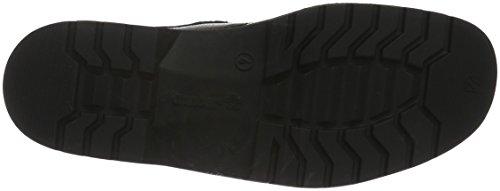 Ellen 6201 G Ganter Weite schwarz Kurzschaft antrazit Schwarz Damen Stiefel 5qxT1