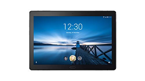 Lenovo Tab P10 Tablet (10.1 inch, 3GB RAM, 32GB, 4G LTE + Wi-Fi), Aurora Black