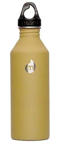 Mizu M8 800ml Stainless Steel Bottle - Khaki