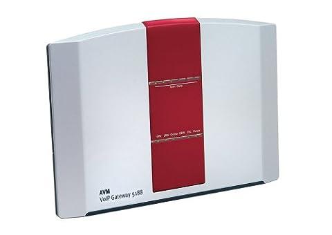 AVM VOIP Gateway 5188 (4X ISDN S0 LAN DSL VPN)