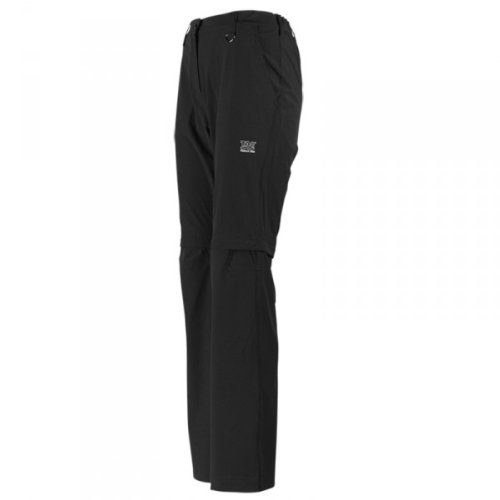 TAO MULTISPORTS Womens Conversion Pants 63606 00700 black