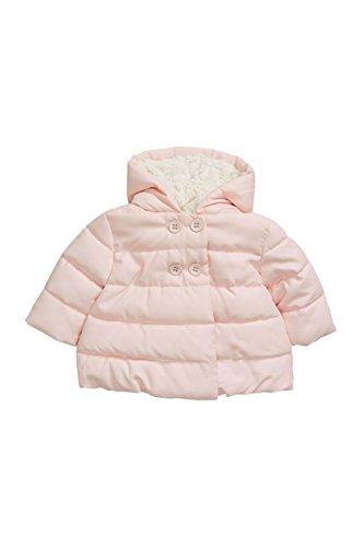 next-bebes-ninas-chaqueta-acolchada-con-capucha-forro-de-algodon-0-meses-2-anos